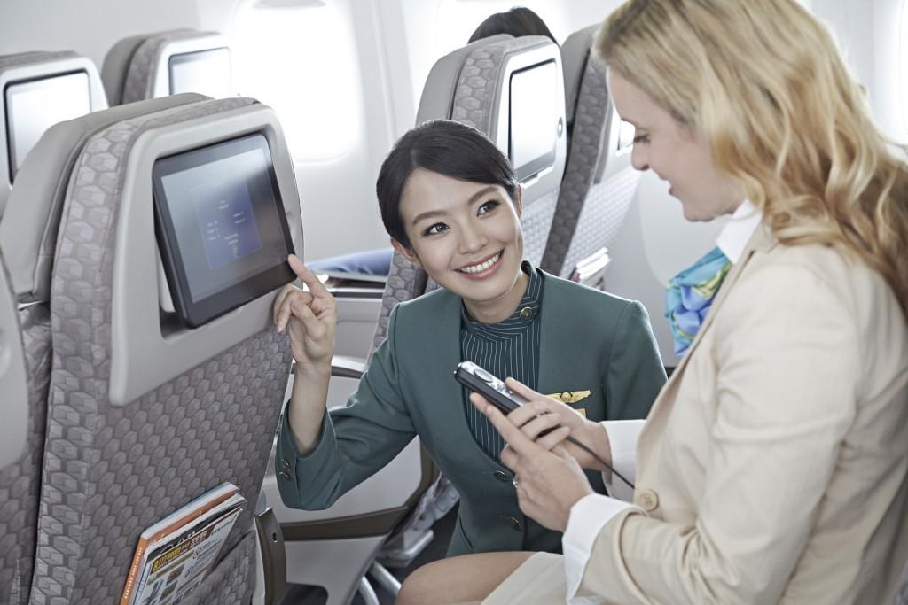 EVA air tripadvisor