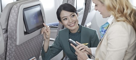 EVA Air wins two new TripAdvisor Travelers' Choice Awards