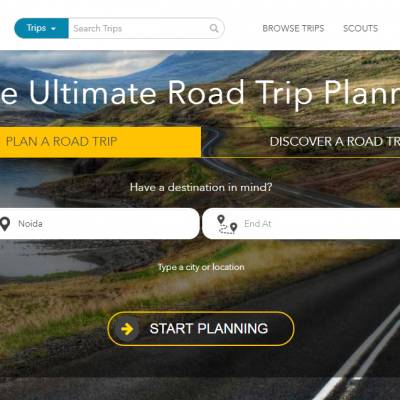 Roadtrip planner ScoutMyTrip receives seed funding from Znation labs