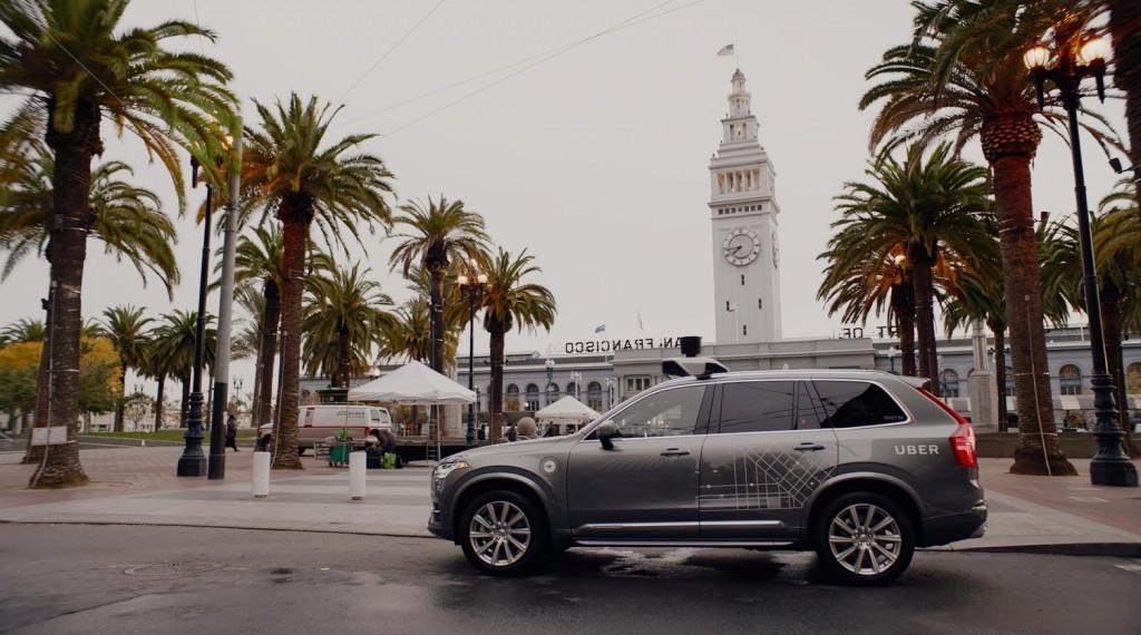uber otto self driving