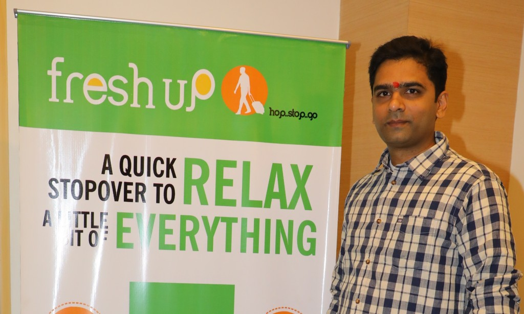 Vinil Reddy, Founder, Freshup