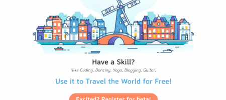 Stay On Skill wants to trade your skills for a homestay