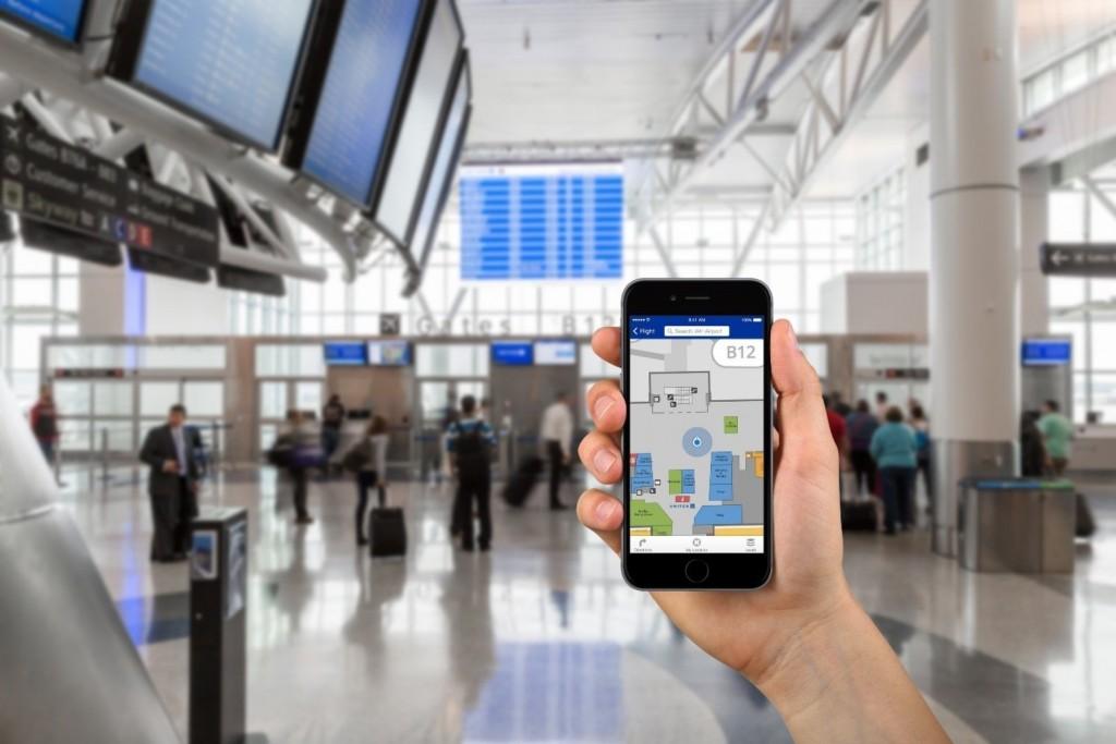 Houston Airport System Wayfinding