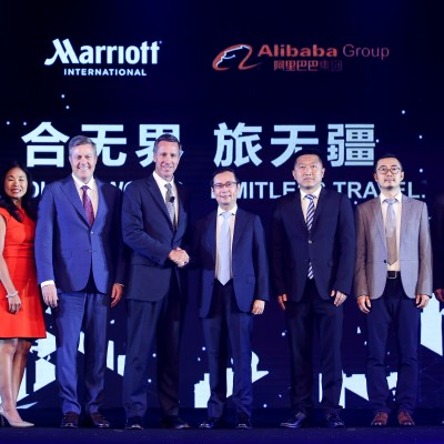 Alibaba and Marriott International Announce Joint Venture to Redefine Travel