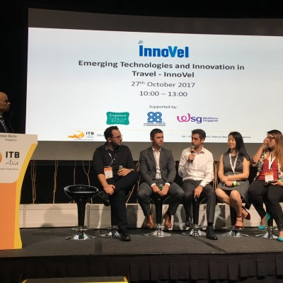 Highlights from Innovation Tech Track by InnoVel at ITB Asia 2017