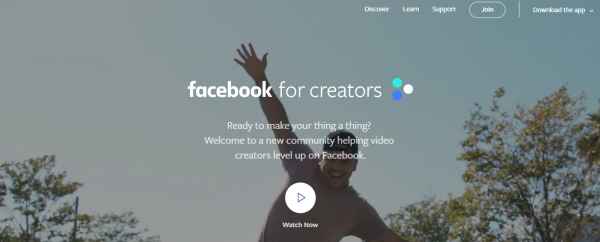 Facebook Creator app could be a boon for destinations