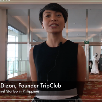 From running 17 marathons to building TripClub, a B2B travel startup in Philippines, Mench Dizon shares her story