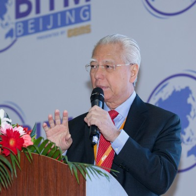 Edward Liu, Group Managing Director CEMS talks about BITM 2017