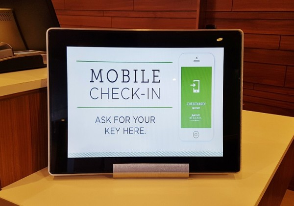 Marriott rolls out its mobile check-in feature in APAC