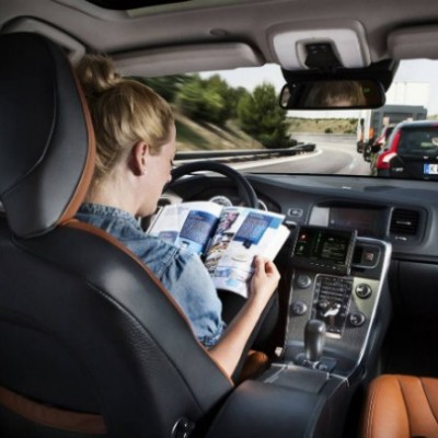 Are driverless cars the future of holiday travel?