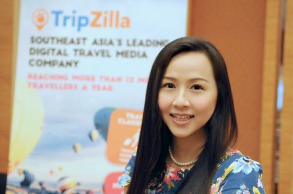Winnie Tan TripZilla