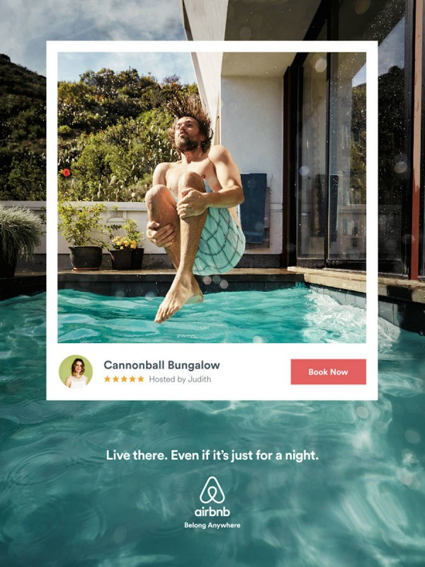Travel marketing lessons from Airbnb's #LiveThere campaign