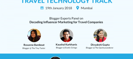 TravHQ partners with OTM to decode influencer marketing for travel companies at Travel Tech Track 2018