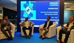 The Business of Shared Economies and what it means for the African Region, Lessons from Meetings Africa 2018
