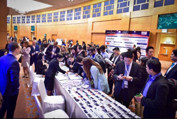 A snapshot of the  Digital Travel Summit APAC, 2017