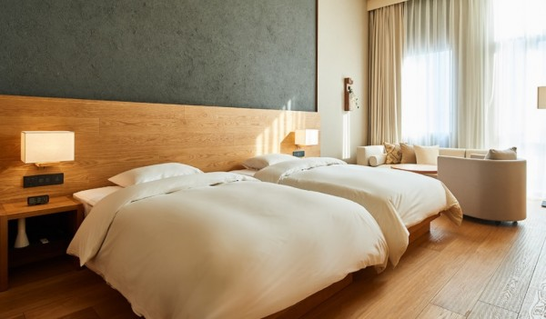 Retail brand MUJI's first-ever hotel opens its doors for China