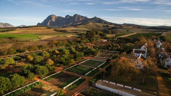 South Africa's Babylonstoren is joining the ranks of the world's best MICE venues