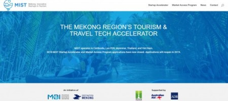 Mekong programme selects 10 tourism startups for accelerator, market access support