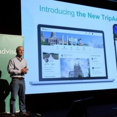 A revamped TripAdvisor wants to become the world's first travel news feed