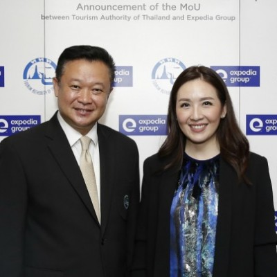 Expedia joins hands with Thailand Tourism to boost local hospitality