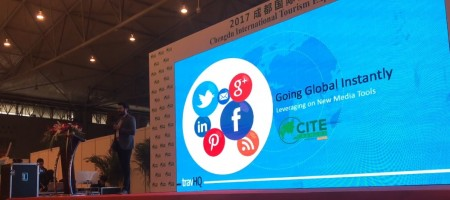 CITE 2018 Welcomes Inaugural partner for EU-China Tourism Year