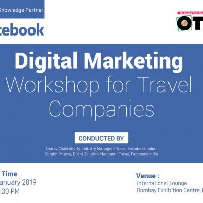 Free Digital Marketing Workshop for Travel Companies