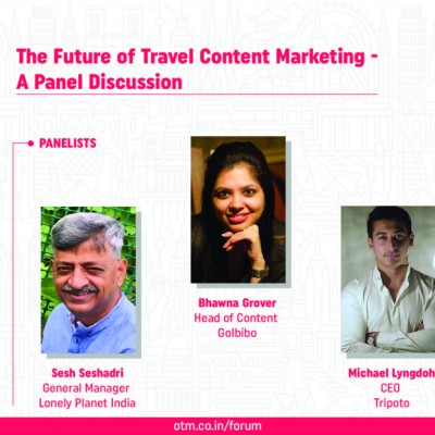 Panel Spotlight: The Future of Travel Content Marketing