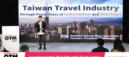 Daniel Cheng from Redefine Tourism Mixer on State of Travel Startups in Taiwan