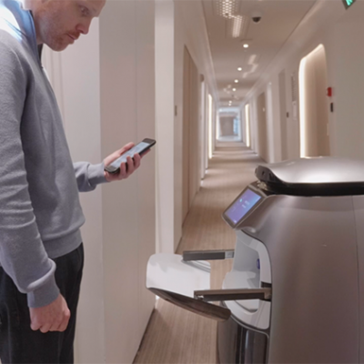 Alibaba's FlyZoo Future Hotel gives another perspective of hotel automation