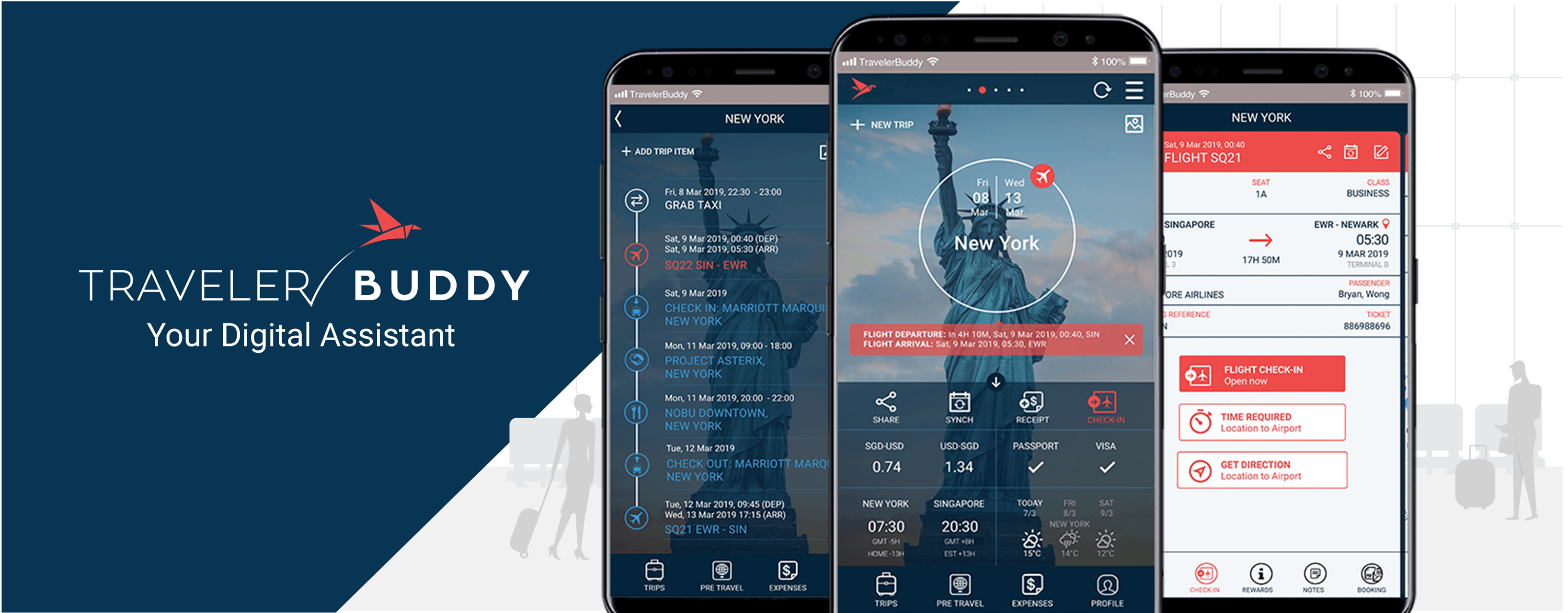 TravelerBuddy launches a new version of its all-in-one Travel App
