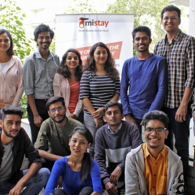 Hourly hotel booking company MiStay raises funding from ah! Ventures & others