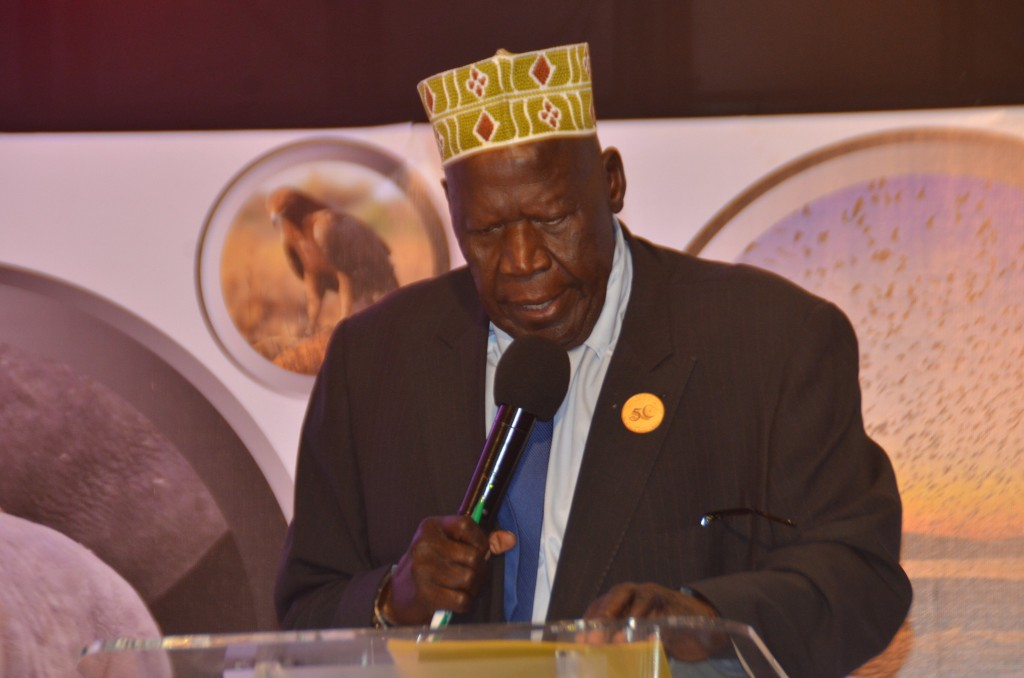 Uganda's First Deputy Prime Minister: Hon. Moses Ali
