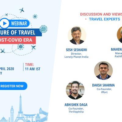 Future of Travel post COVID webinar