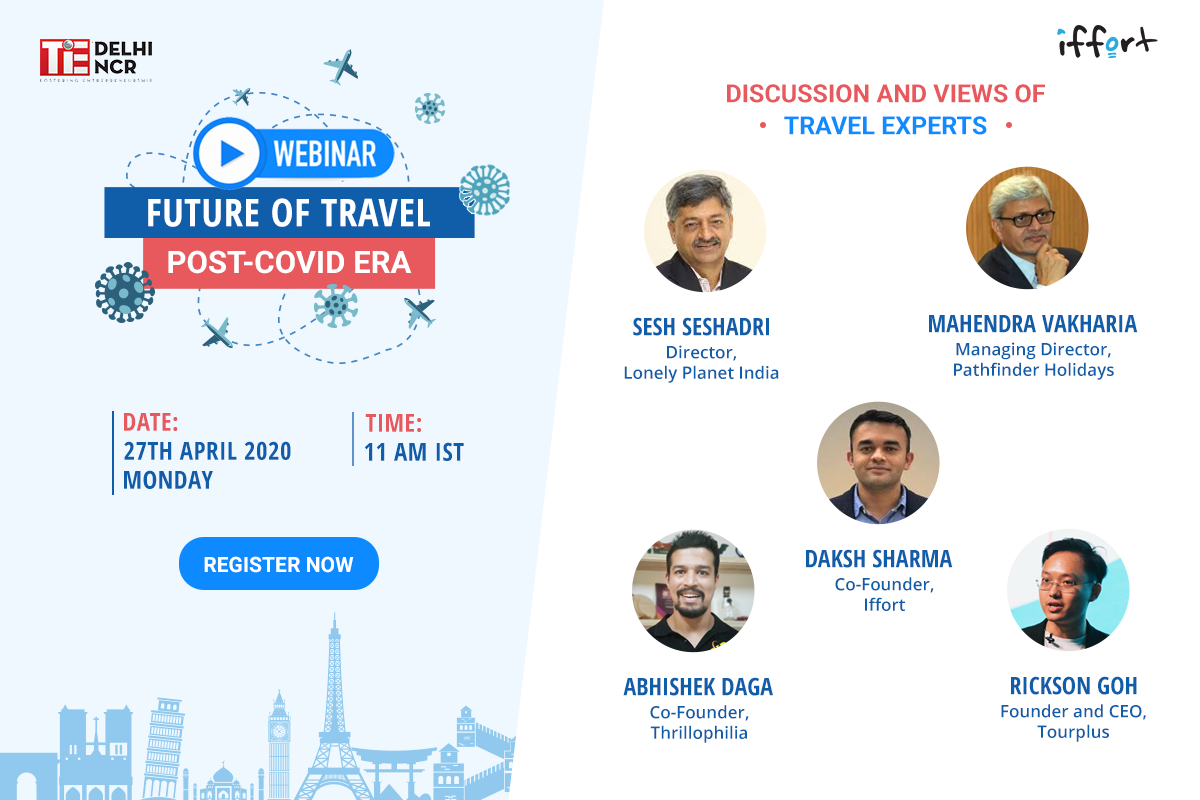 Future of Travel post COVID webinar